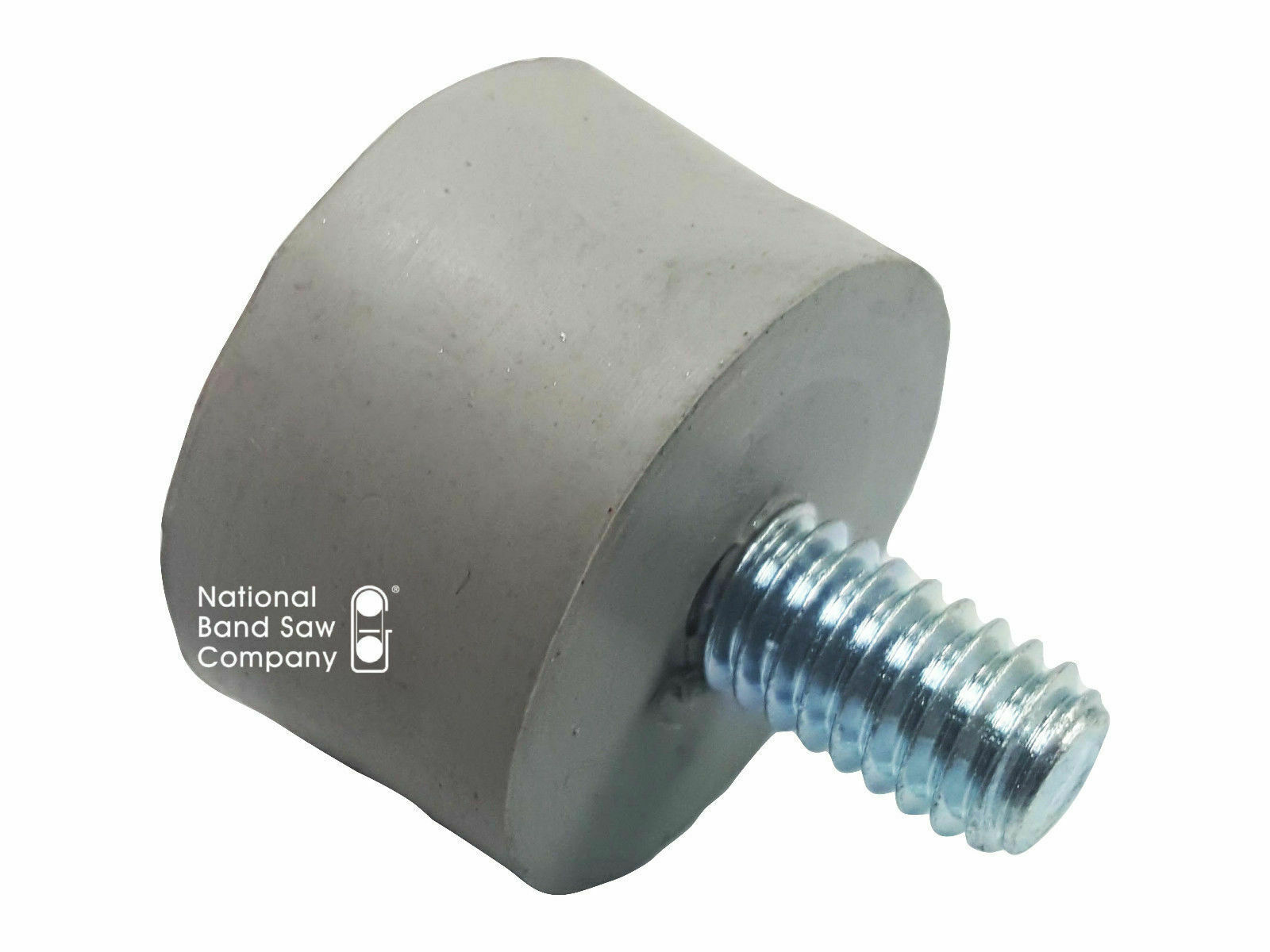 Hobart Meat Slicer Foot//Feet NON SKID GRAY RUBBER WITH 5//16-18 MOUNTING SCREW
