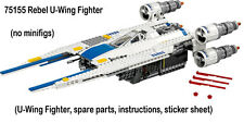 Lego Star Wars Rogue One NEW 75155 Rebel U-Wing Fighter no figs dropship troop