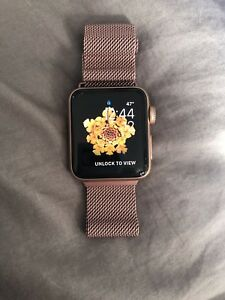 Apple Watch Series 3 38mm Gold GPS + LTE
