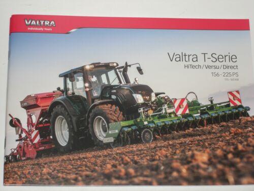 VALTRA 27 VALTRA T-SERIE Traktoren Prospekt von 02//2013