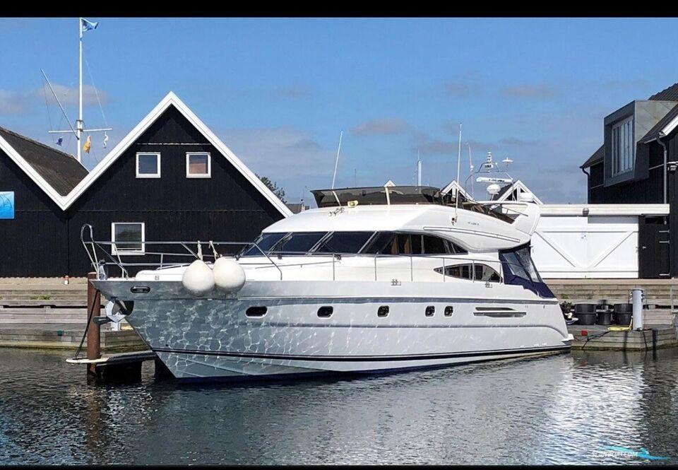 Princess 61, Motorbåd, årg. 2005