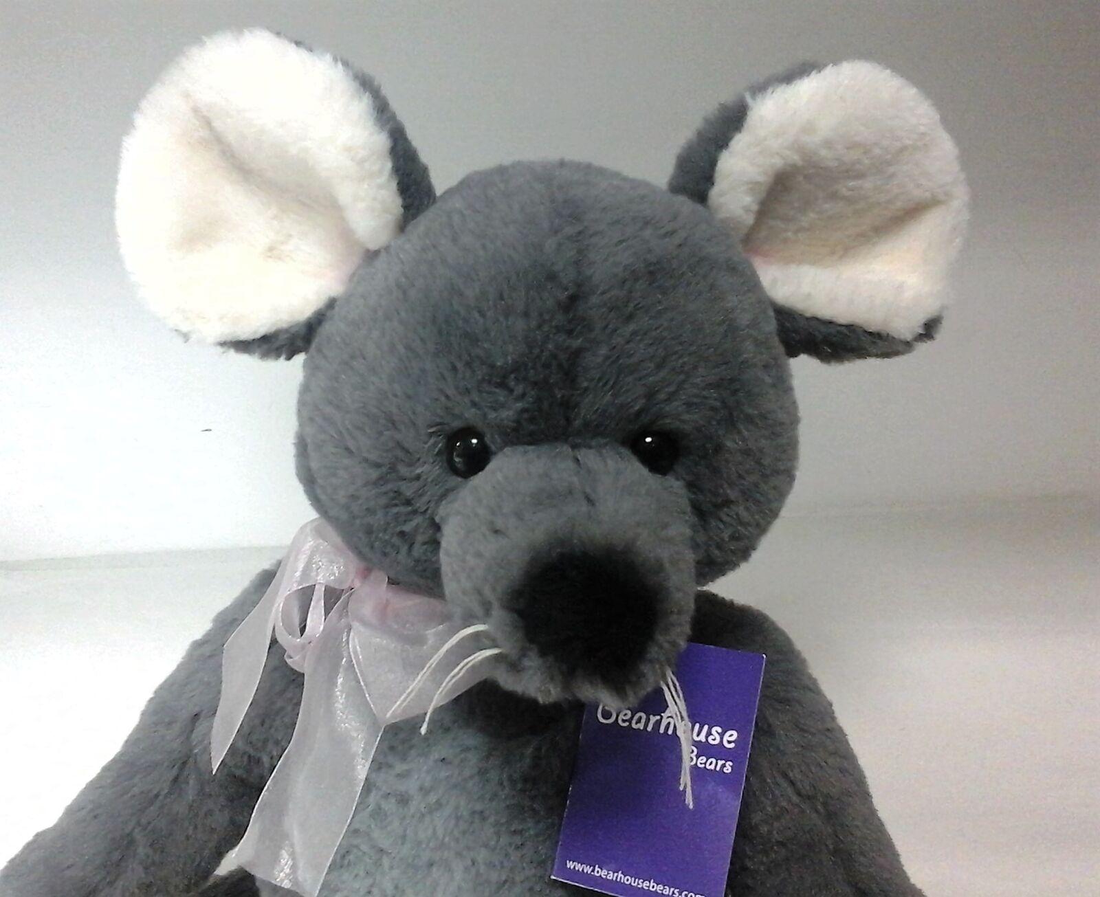 BB163060B Piccallilli Mouse by Charlie Bears Bearhouse Bears