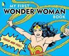 My First Wonder Woman Book by David Katz (Board book, 2011)