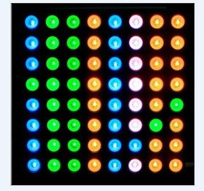 New RGB Full Color Dot Matrix LED 8x8 Display 60x60mm