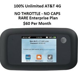 AT-amp-T-UNLIMITED-DATA-4G-ZTE-Velocity-MF923-Internet-Hotspot-RV-Rural-3-Day-Trial