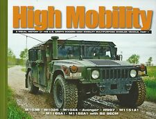 High Mobility: The Army's Modern High Mobility Multipurpose Vehicle, Part 1