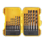 S01089 Sealey Siegen Masonry Drill Bit Set 15pcs Tailles 3 To 10 mm in Case