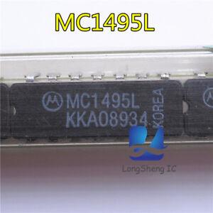 10PCS-IC-MOT-MC1495L-DIP-14