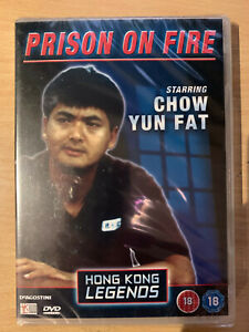 Prison-on-Fire-DVD-1987-Hong-Kong-Legengs-DeAgostini-HKL-BNIB