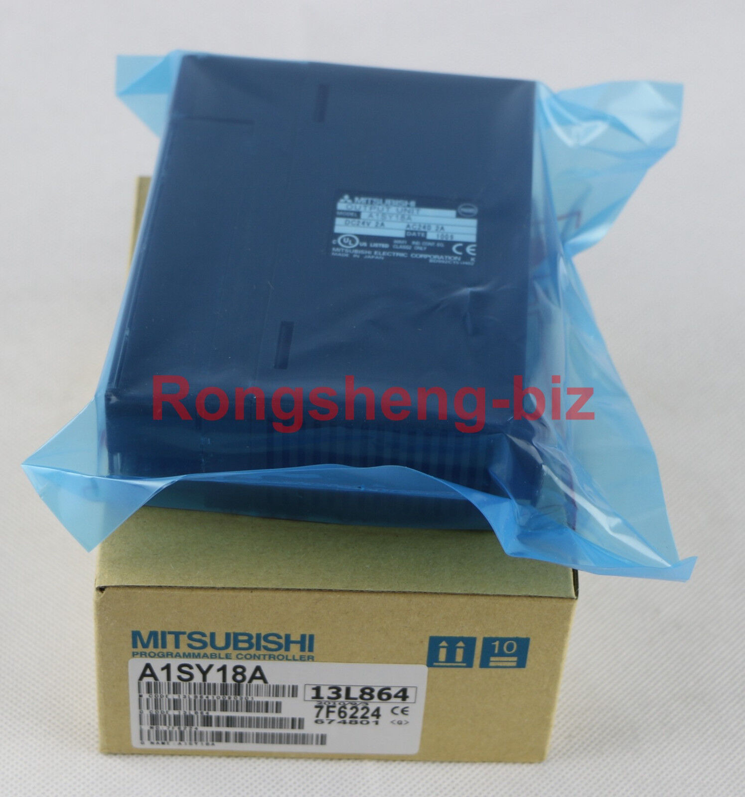 1PC Brand NEW IN BOX Mitsubishi A1SY18A Output Module