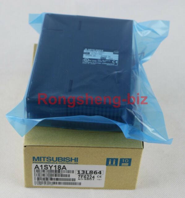 Mitsubishi A1SY18A Output Unit 24v-dc 240v-ac 2a