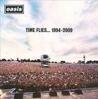 Time Flies... 1994-2009 by Oasis (CD, Jun-2010, 2 Discs, Big Brother)