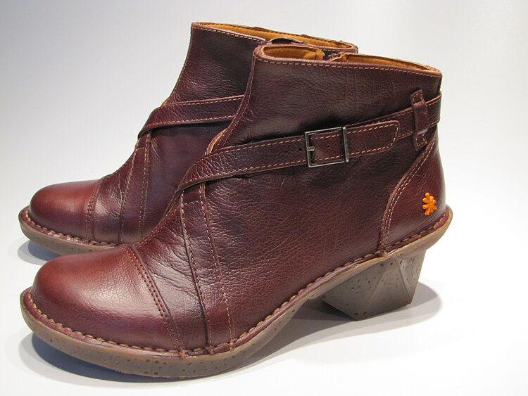 Grandes zapatos con descuento THE ART COMPANY  Damen Schuhe Stiefellette Gaucho Moka 0653  Neuware