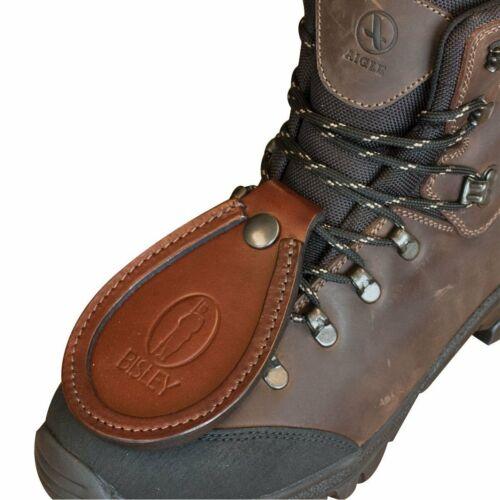 Bisley Leather Toe Protettore CANNA DI FUCILE riposo di tiro