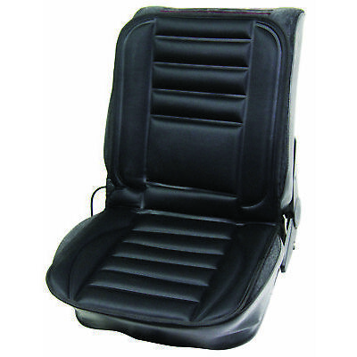 Streetwize SWHCUS 12v Heated Seat Cushion/ Cover with Hi Lo Control switch