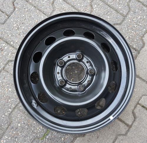 Ruedas de acero ET 42 6.5 x 15 - - BMW 3 series // E46 Nº 154301 // AL 9400