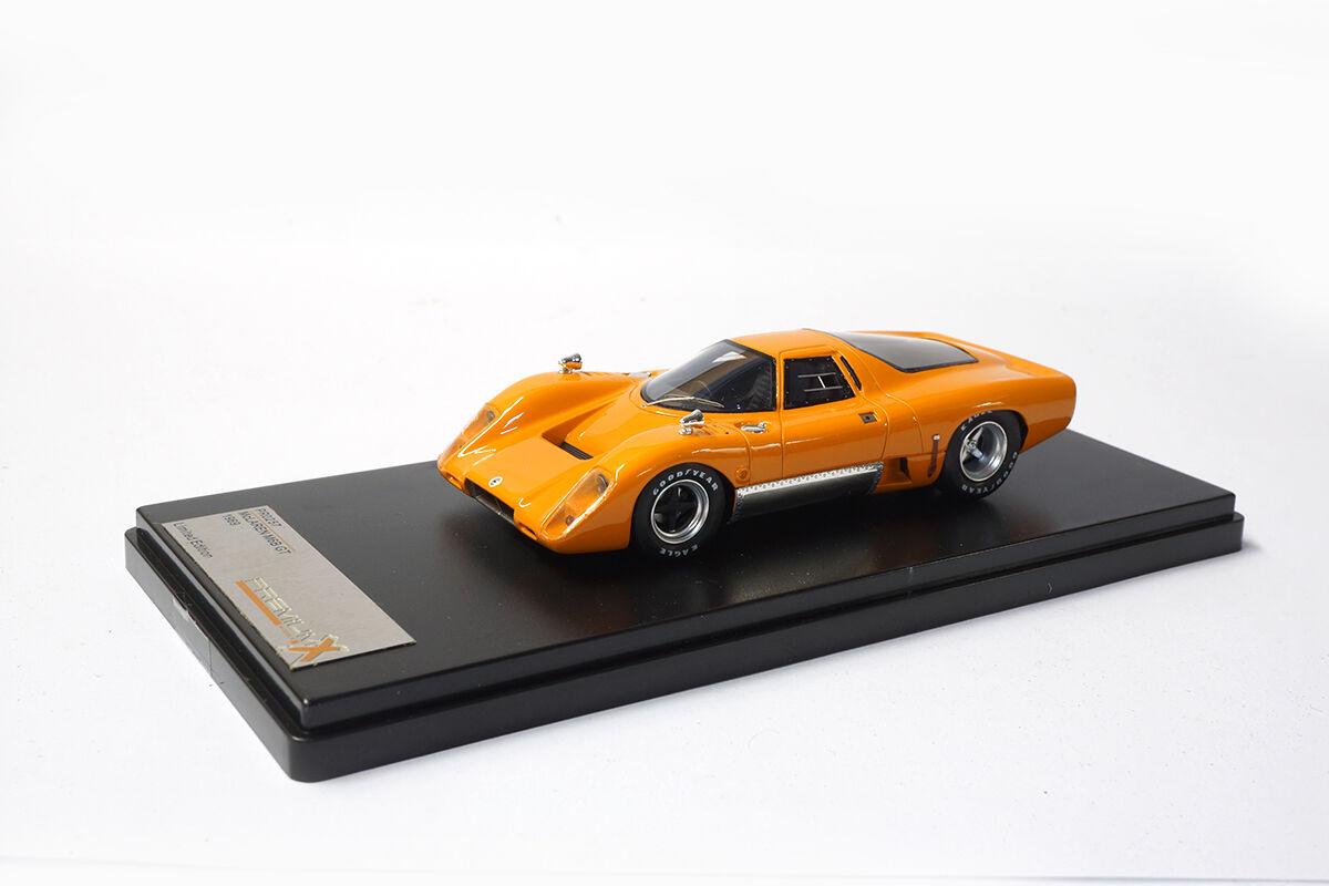 pr0257 pr0257 pr0257 - premium-X mclaren m6b GT-naranja - 1969 - 1 43 7c8dc4