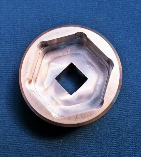 28mm Chamferless Fork Socket:Tool fits FOX FIT CTD top//air cap--Rockshox- USA!!