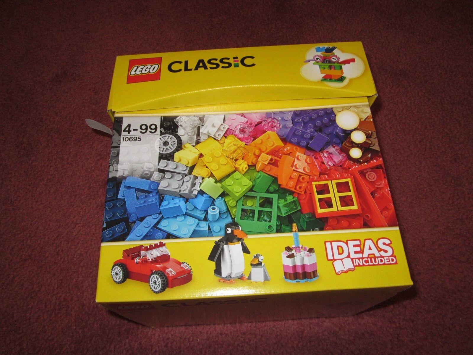 LEGO classico creativo costruzione Scatola 10695 vedi foto-NUOVI/SIGILLATI