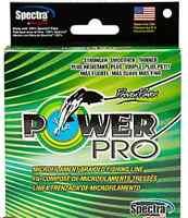 Power Pro Spectra Braid 65 Lb Moss Green