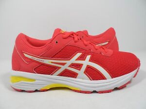 asics kids running shoes size 4