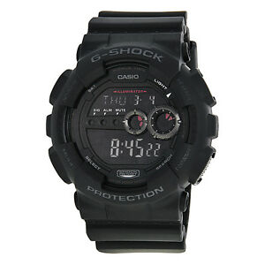 g shock gd 100 how to set time