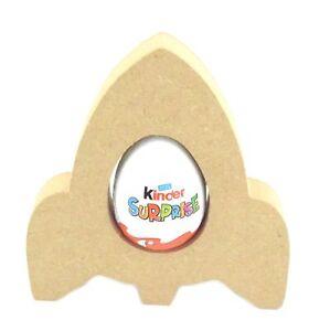 Kinder Egg Holder Blank Shape Mouse with Bow Bulk Buy Easter Egg Holder Gift