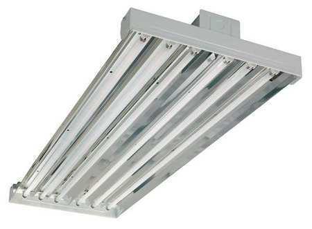 LITHONIA LIGHTING IB 632 MVH Fluorescent High Bay Fixture,T8,226W
