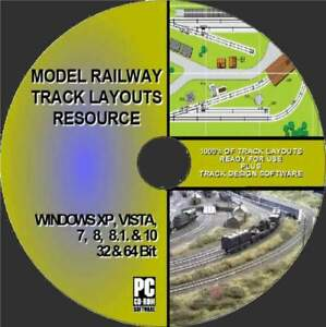 BEST-MODEL-RAILWAY-TRACK-RAIL-LAYOUT-RESOURCE-MULTI-GAUGE-SIZE-SCALE-PC-CD-NEW