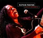 Live at Antone's [Digipak] by Ruthie Foster (CD, Jun-2011, 2 Discs, Blue Corn Music)