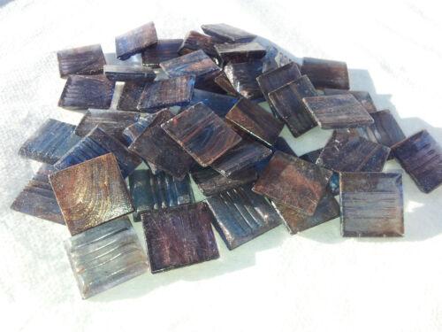 250 g Mosaiksteine Glasmosaik Goldregen Goldstar Effektstein Blau 18,00€//kg