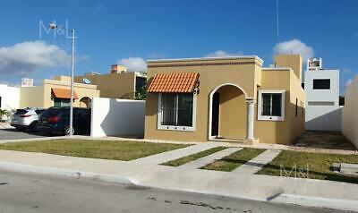 Casa en renta en Cancún, Gran Santa Fe III de 2 Recámaras en Privada