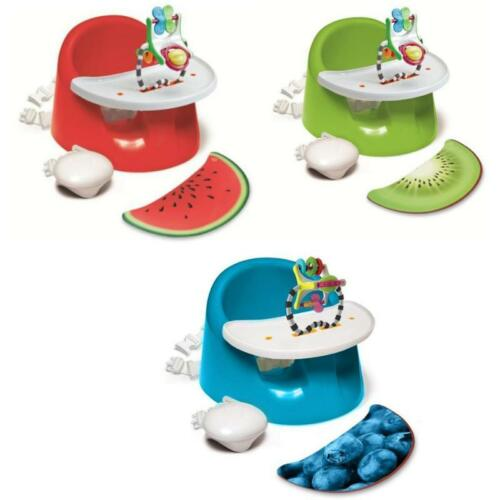 Prince Lionheart Baby Booster Seat Toddler Floor Sit Chair First Bebepod Flex