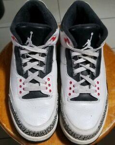 watch 1fa9d 0adb2 Details about Nike Air Jordan 3 Retro infrared Size 9