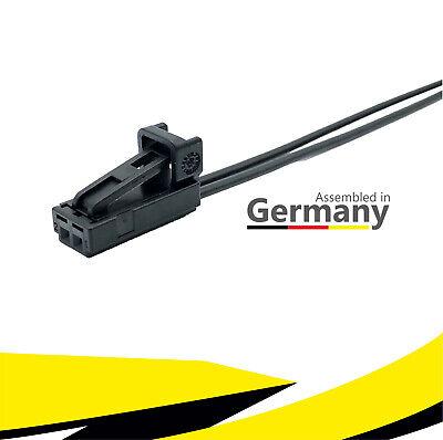 Buchse Stecker 2-polig Reparatursatz 4B0971832 4E0972575 für VW AUDI MQS Kabel