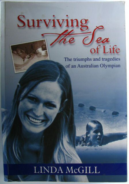#JL11, Linda McGill SURVIVING THE SEA OF LIFE, SC GC