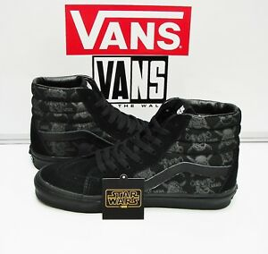 6652a98e68 Vans Men s Sk8-Hi Reissue STAR WARS Dark Side Darth Storm VN-0TD9EX8 ...