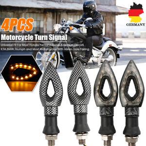 4x-12LED-Universal-Motorrad-Blinkleuchte-Mini-Blinker-fuer-Quad-Roller-Lampe-10MM