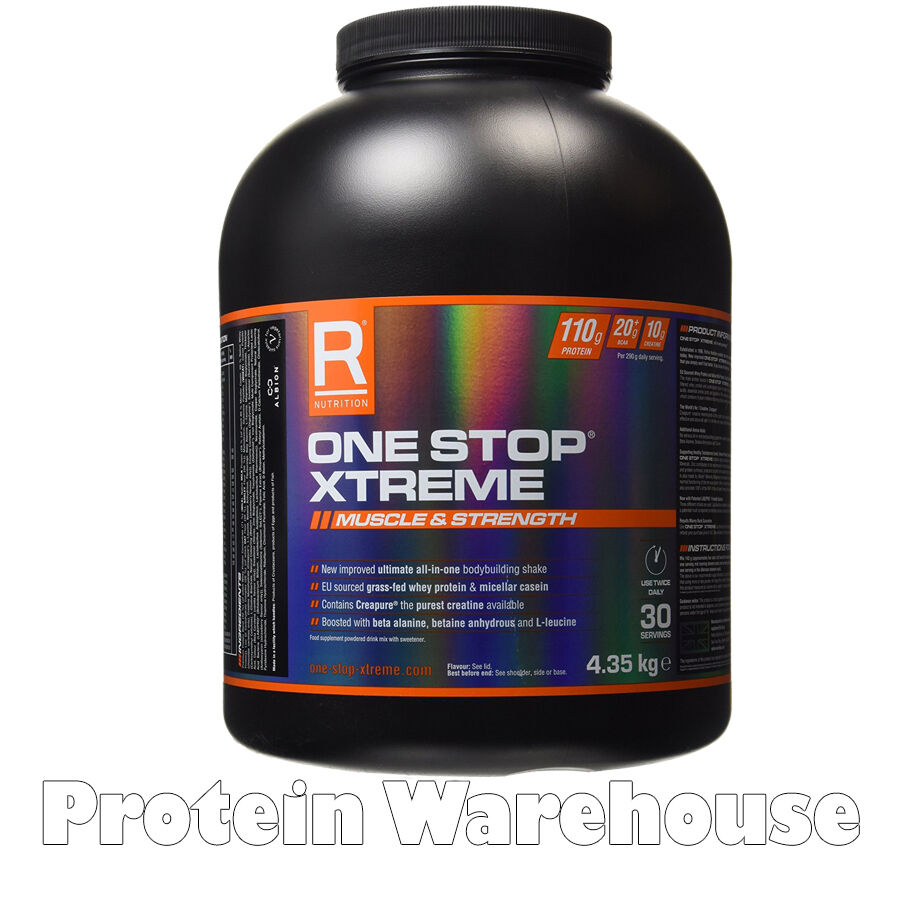 Reflex One Stop kg Xtreme 4.35 kg Stop 30 Servings Muscle Nutrition & Strength a6b32b
