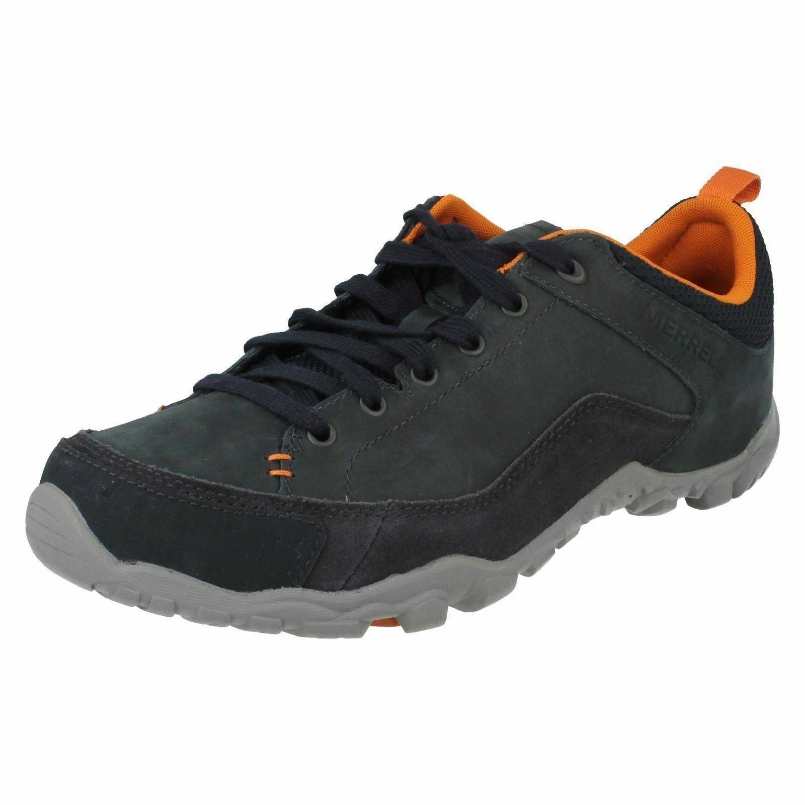 Mens Merrell Walking Shoes - Telluride Lace
