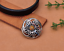 10X-Bohemian-3D-Flower-Turquoise-Conchos-For-Leather-Craft-Keychian-Wallet-Decor miniatuur 66
