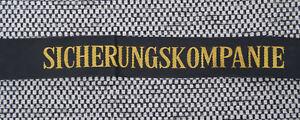 Muetzenband-Sicherungskompanie-Band-Muetze-Tellermuetze-Marine