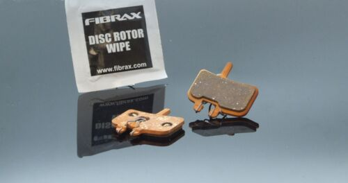 FIBRAX Vélo Disque Plaquettes de frein Fritté pour Hayes HFX /& Promax hydraulique 920 S