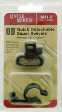 """Uncle Mikes Full Band Sling Mounting Kit - Small Band 0.645""""-0.660"""" - Swivels"""