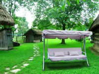 Patio Swing Canopy Replacement Porch Top Cover Seat 77x43 75x52 66x45