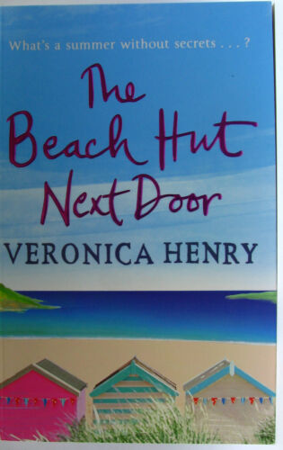 1 of 1 - #^W19, Veronica Henry THE BEACH HUT NEXT DOOR, SC VGC