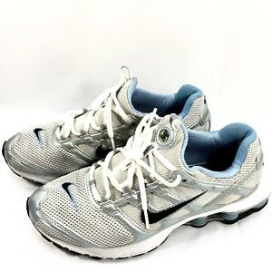 new concept 204e3 fc96d Image is loading NIKE-Shox-Air-Zoom-2-45-Women-Sz-