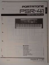 original yamaha portatone psr 4500 x4500 digital keyboard service rh ebay com Customer Service Books Customer Service Books
