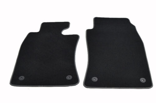 2 teilig Fußmatten für MINI COUPER R50 R53 ab Bj.2001-2006 Velours Autoteppiche