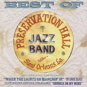 USED-CD-Best-of-Preservation-Hall-Jazz-Band-of-New-Orleans-13-Favorites-Blues